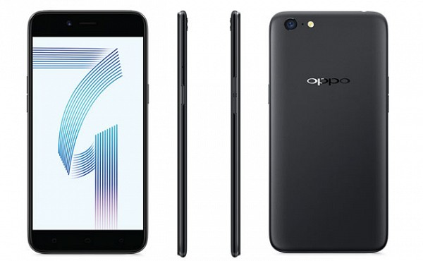 Oppo A71 (2018) launched with Qualcomm SDM 450 Processor, 3000mAH Battery, and Full Specifications.