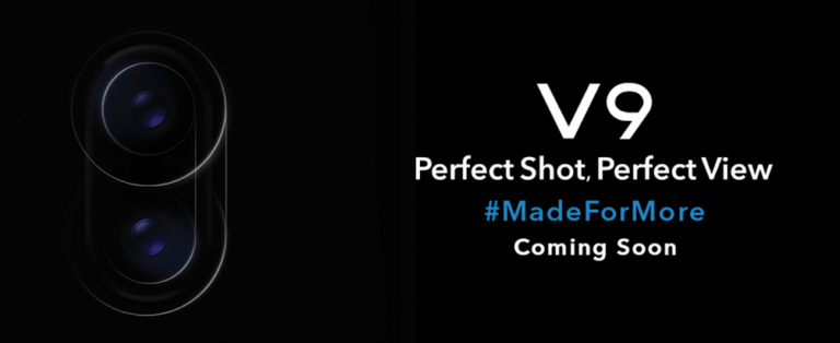 Vivo V9 Smartphone with 24MP Primary Camera launches on March 23 in India
