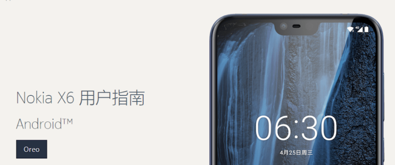 Nokia X6 India Page Go Live, Expected to Launch Soon in India