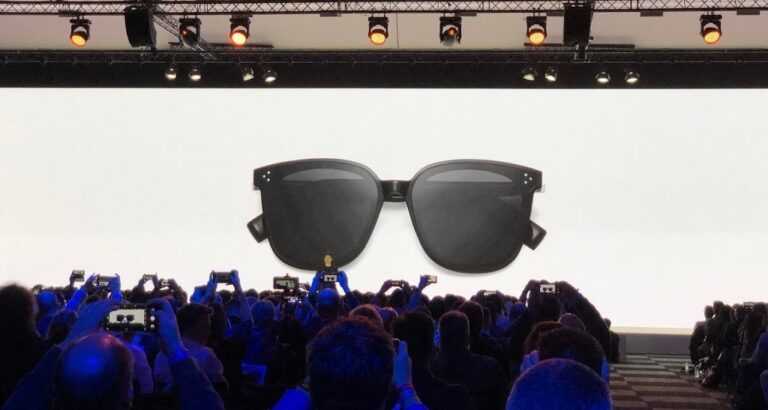 Huawei's Gentle Monster fashion with technology combination sunglasses