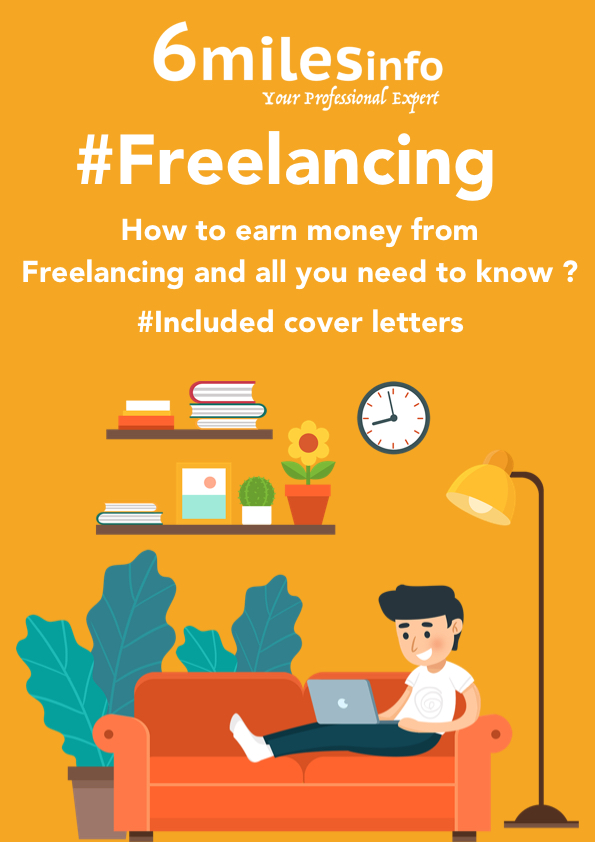 How to earn money from Freelancing and all you need to know - 6milesinfo