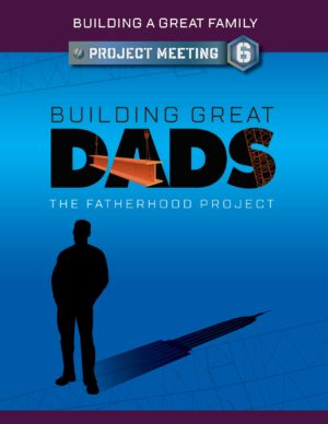 project manual for Building a Great Family workshop