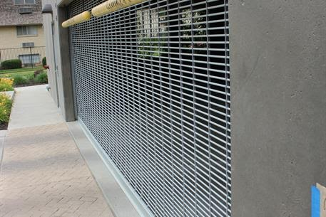 Rolling Grille Installation