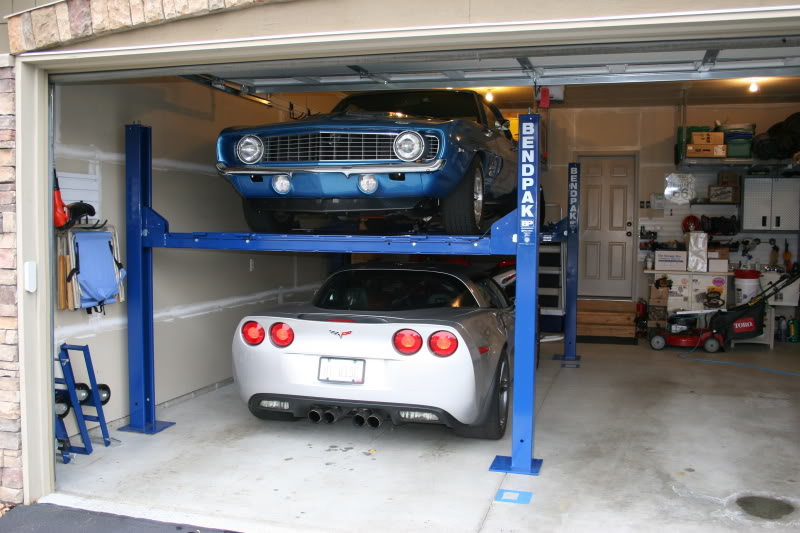Car lifts Overdoors of Florida