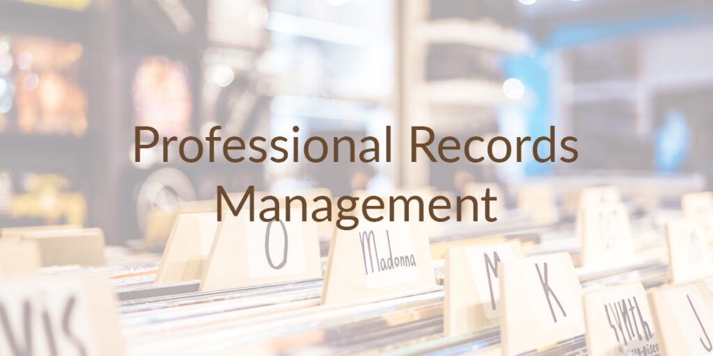 What is iManage Records Manager