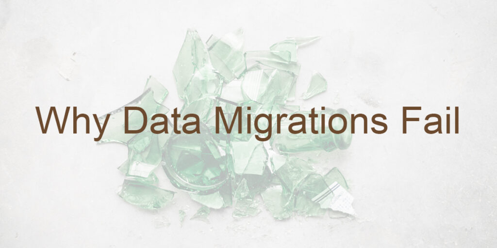 Data Migrations Fail