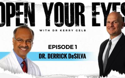 Episode 1 with Dr. Derrick DeSilva