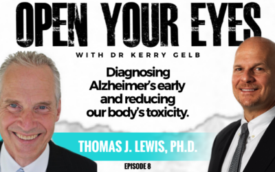 Episode 8 – Thomas Lewis PH.D.