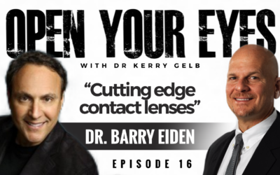 Episode 16 – Dr. Barry Eiden