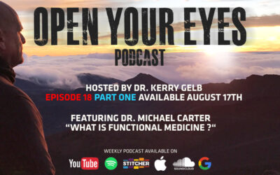 Episode 18 – Dr. Michael Carter Part 1