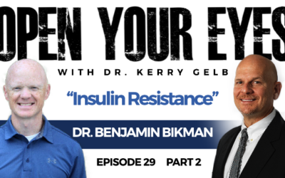 Episode 29 – Part 2: Dr. Benjamin Bikman