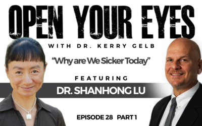 Episode 28 Part 1: Dr. Shanhong Lu