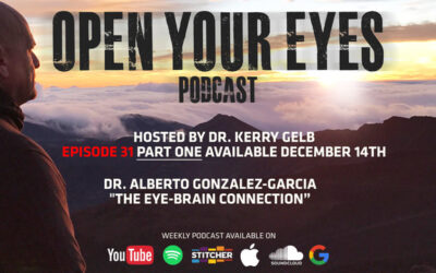 Episode 31 Part 1 – Dr. Alberto Gonzalez-Garcia