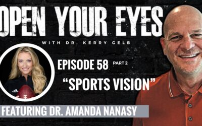 Open Your Eyes Episode 58 Part 2 with Dr. Amanda Nanasy