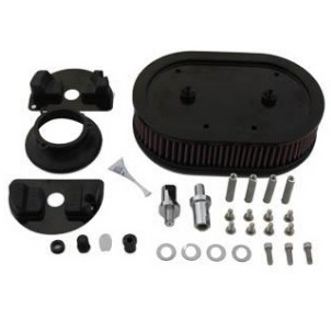 Harley Davidson motorcycle Sportster air cleaner kit
