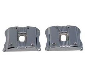 harley davidson motorcycle Sportster chrome rocker box covers