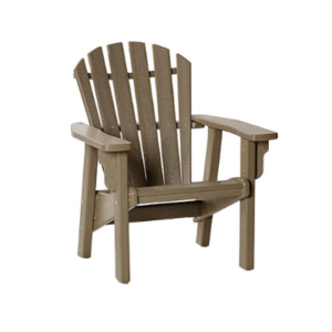 Coastal Upright Chair