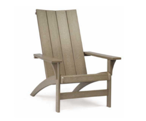 Contemporary Outdoor Chair