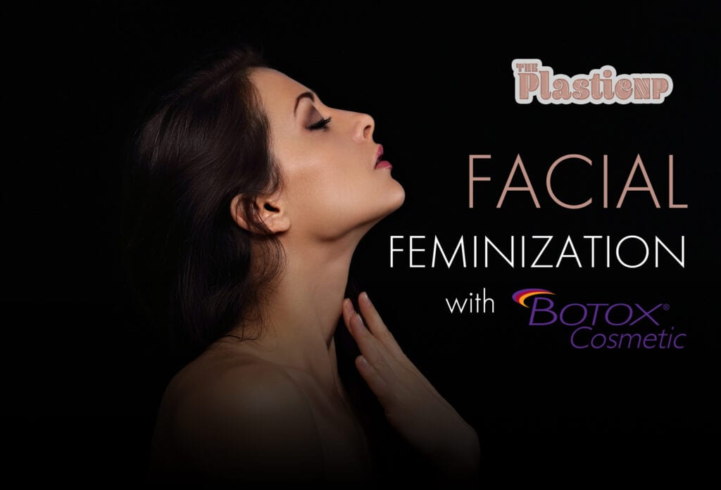 Jawline slimming with Botox in Dallas, TX