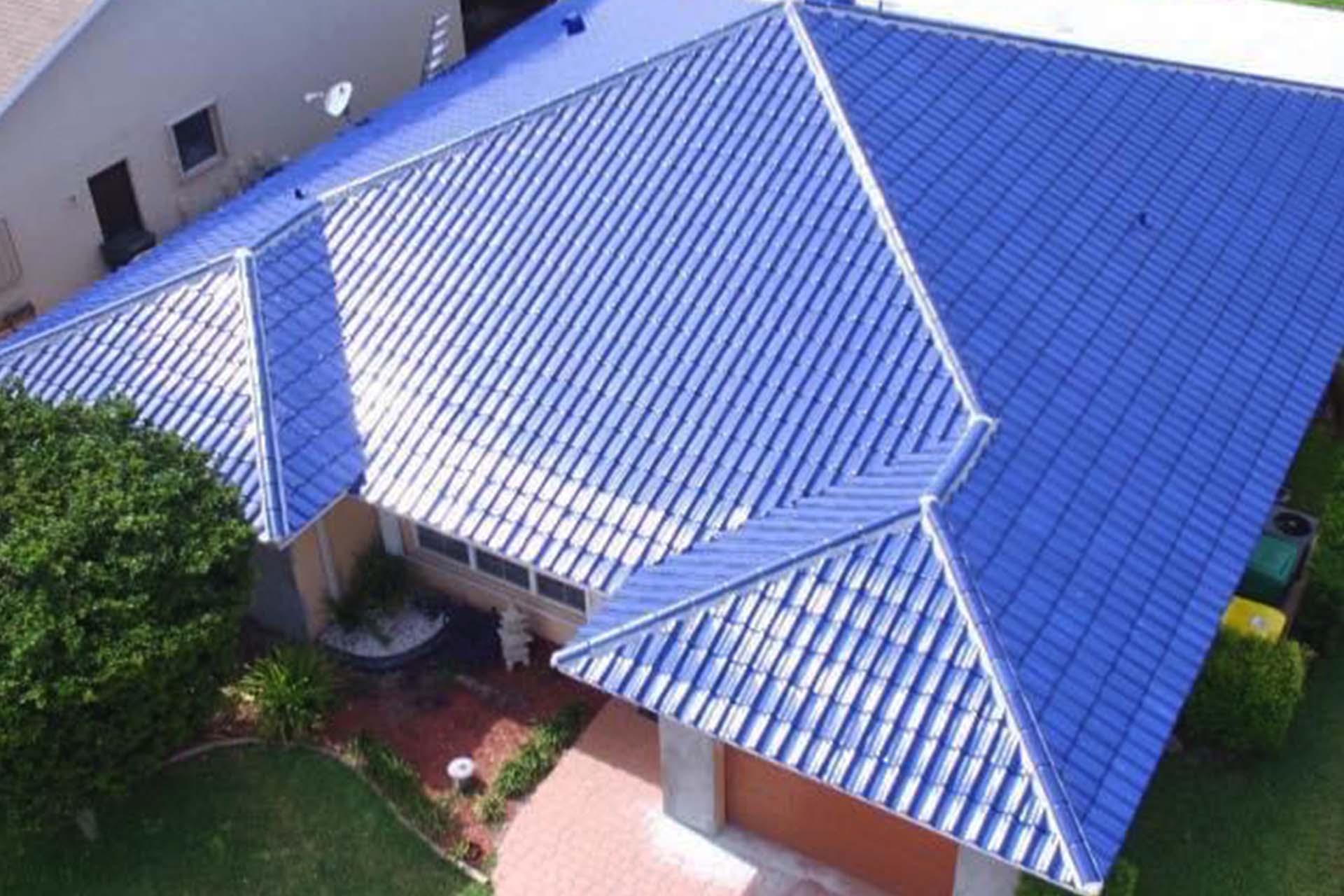 custom metal roof installation oakland park florida