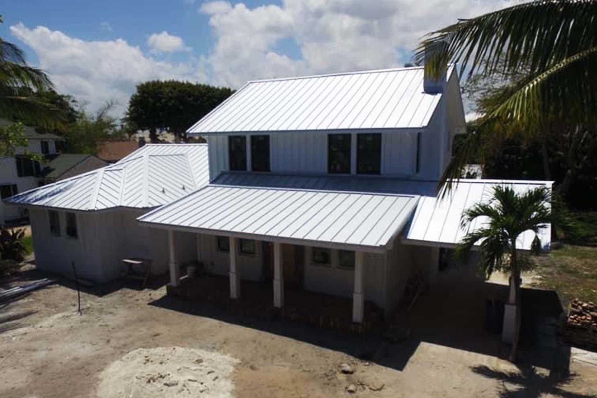 metal roofing company oakland park floirida