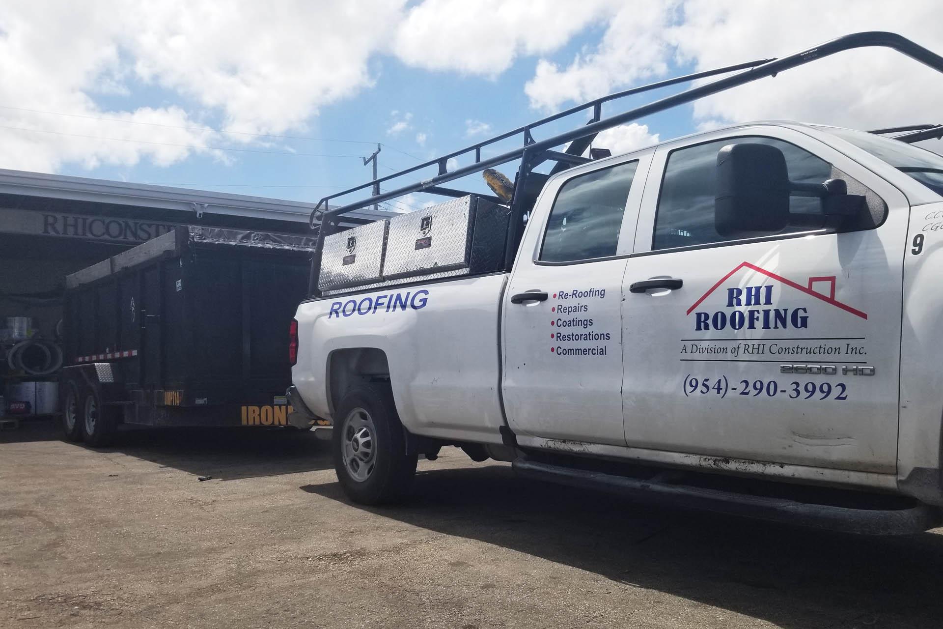 rhi roofing company oakland park