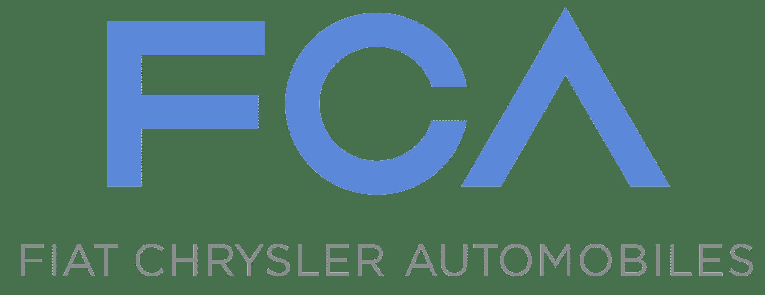 FCA company logo