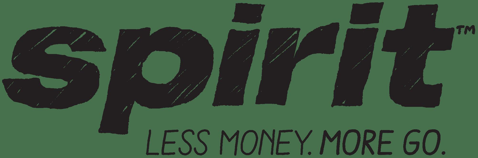 Spirit airlines company logo