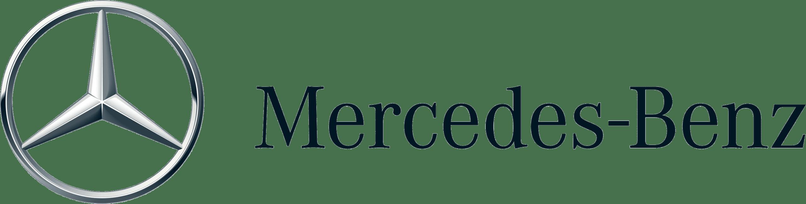 Mercedes Benz company logo