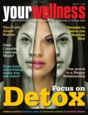 London Hypnotherapist Malminder Gill Featured in this months YourWellness Magazine, Detox your mind