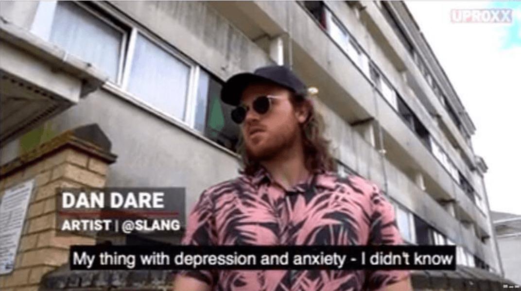 sland dan dare therapist mindy gill
