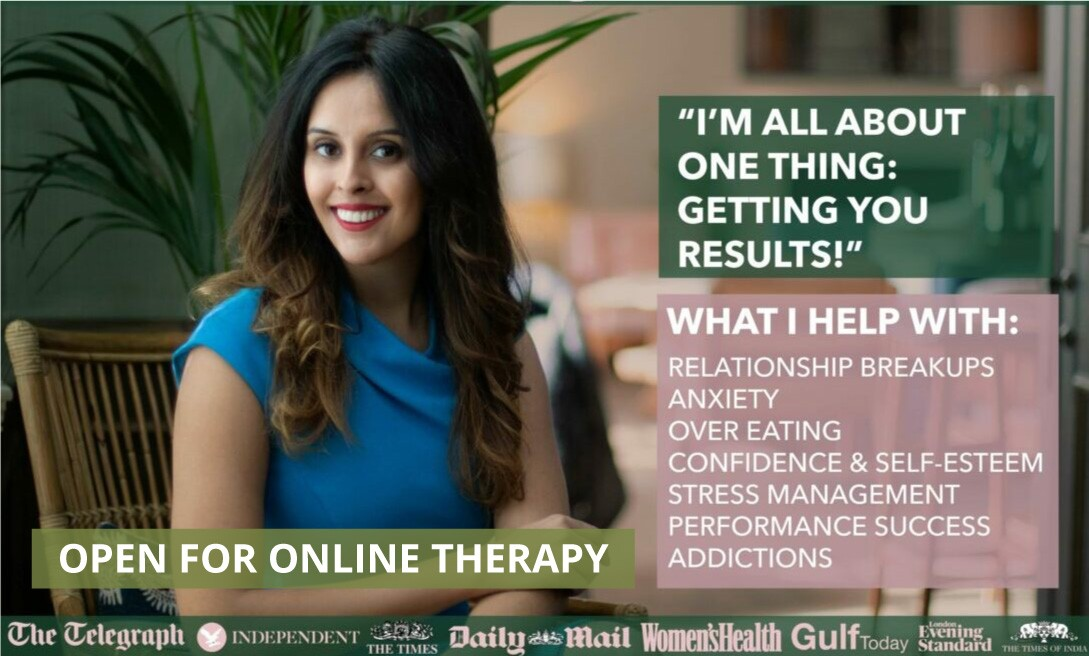 Hypnotherapy London Malminder Gill