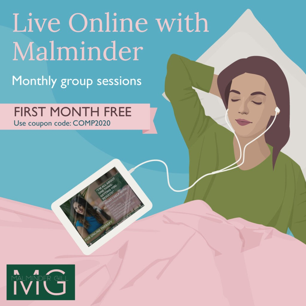 Live Online With Malminder