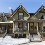Willard House, photo credit: Donna Wesley Spencer