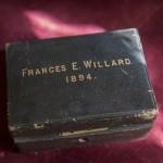 One of Willard's last day planner