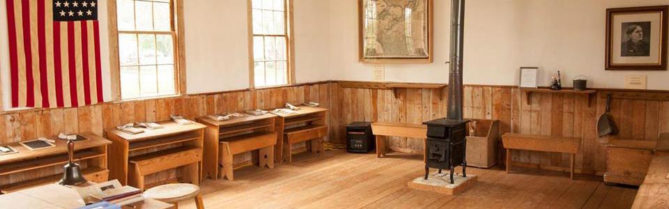 Frances Willard School Room - Wisconsin