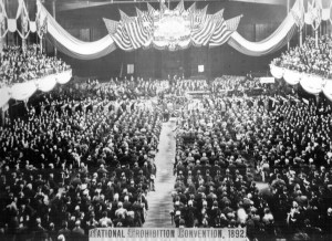 National Prohibition Convention, 1892