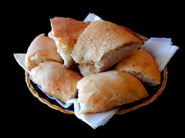 Lepeshka Bread