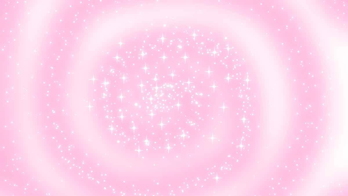 Jerry Mikutis - Reiki Chicago Meditation Rose Quartz - pink lights and swirls