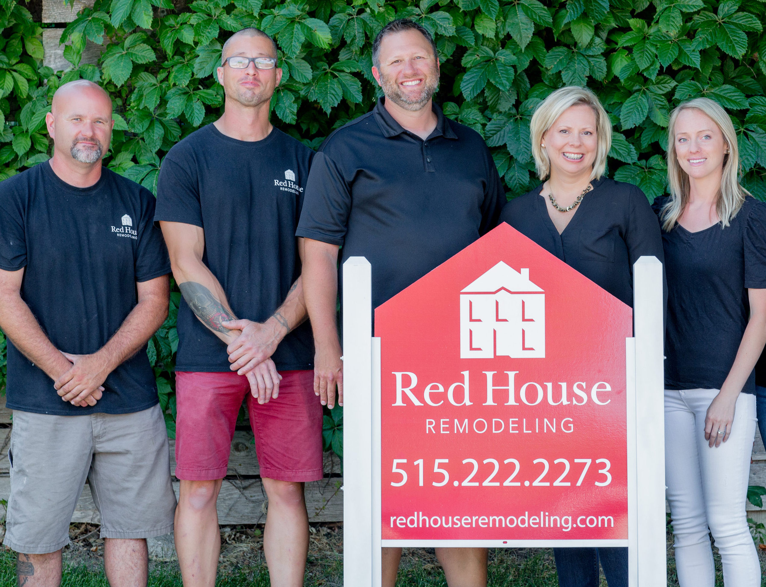 Red House Remodeling Team