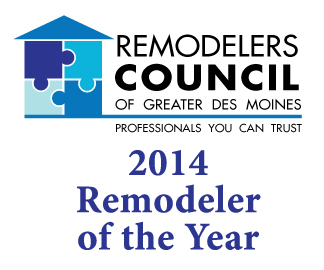 2014 Remodeler of the Year