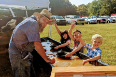 Gold-Panning-at-Gold-Hill-Founders-Day