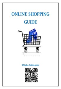 Click here to view our Online Shopping Guide.