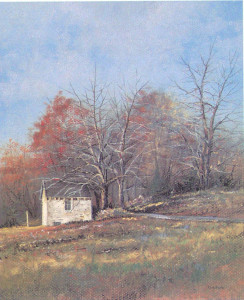 Chadds Ford Autumn by Dennis Park
