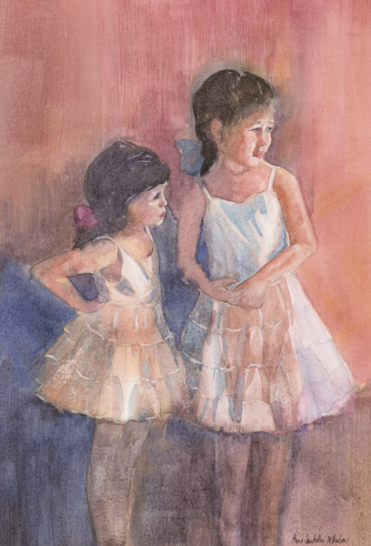 Dancers by Anne Santoleri Whalon