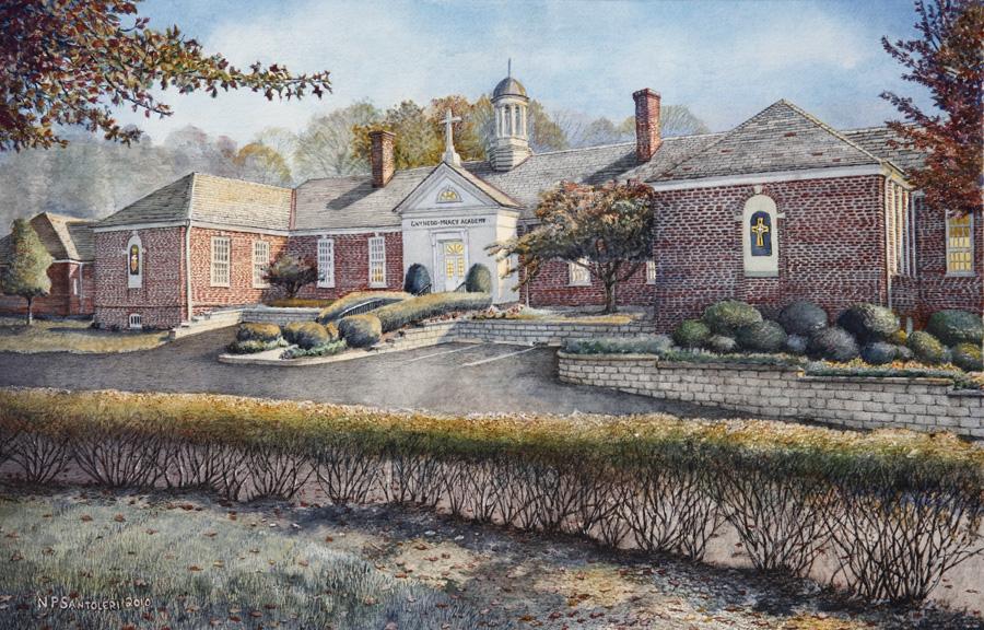 Gwynedd-Mercy Academy by Nick Santoleri