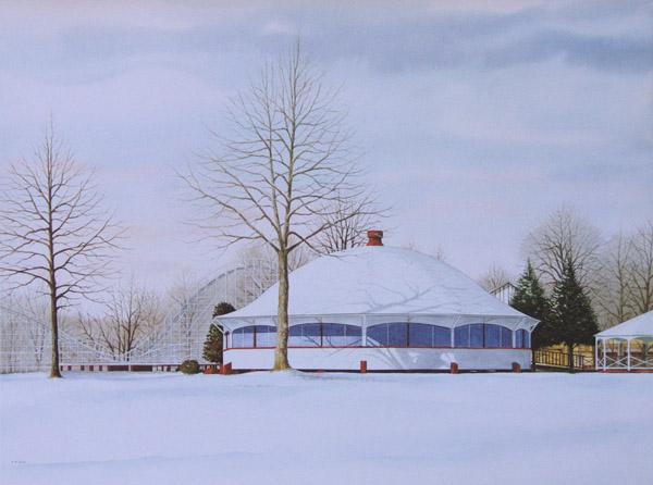 Last Look at Lenape Park by Dennis Park