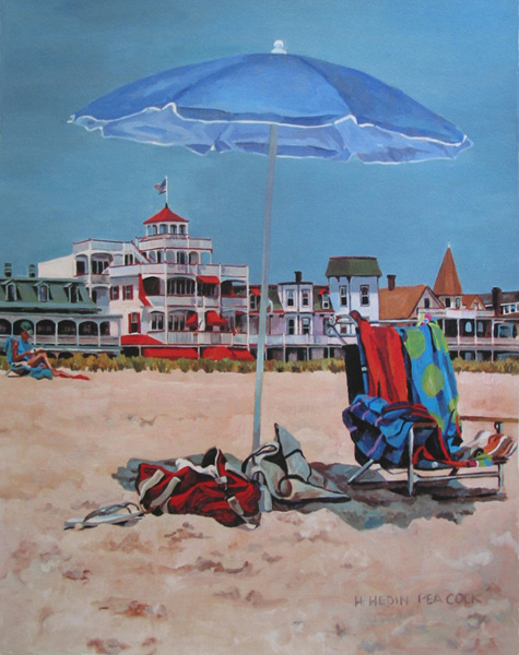Lazy Day in Cape May #2 by Heather Peacock
