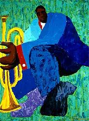 Milesin Blue by Dane Tilghman