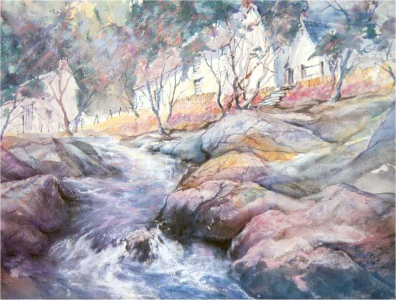 On the Rocks by Len Garon